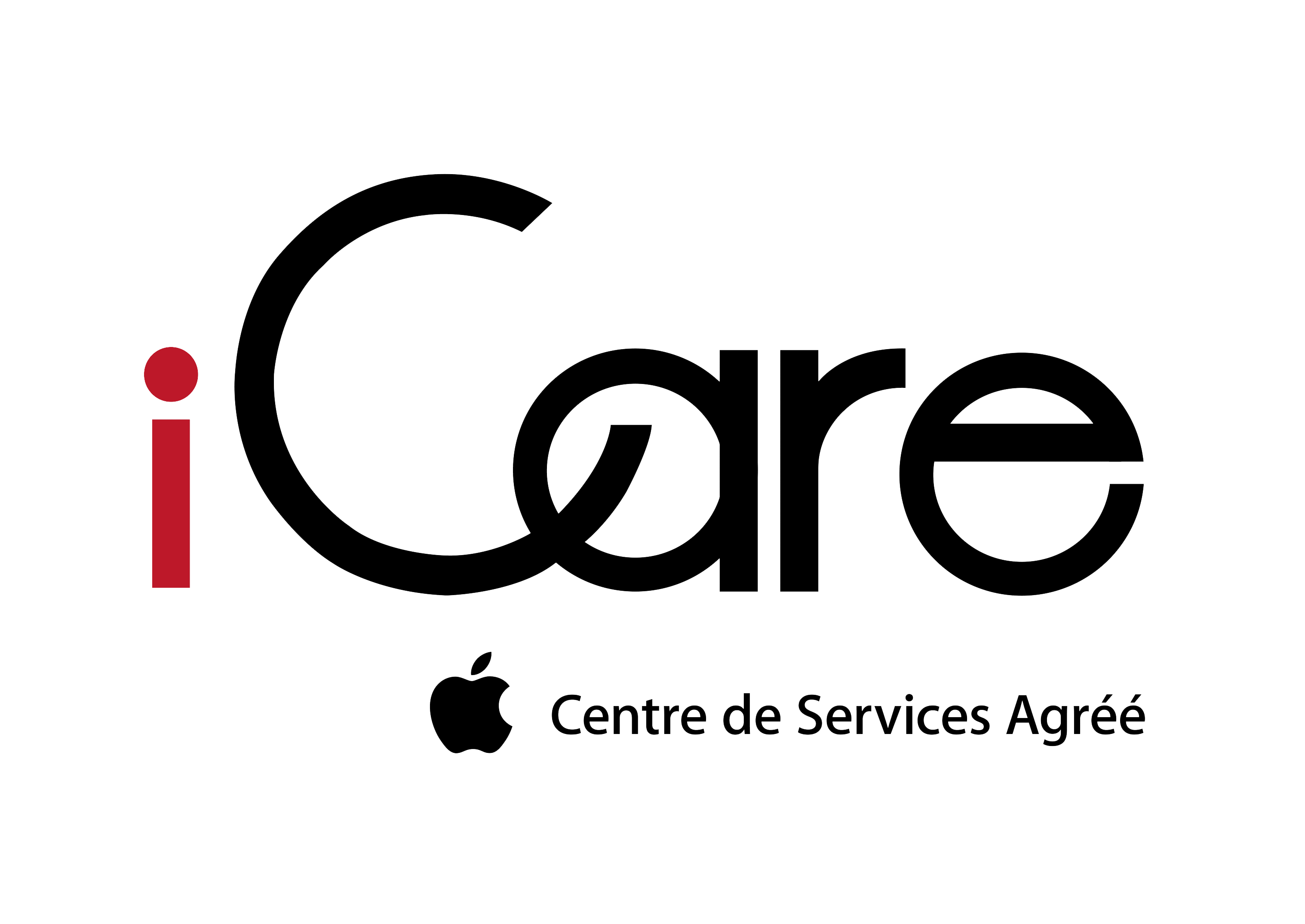 Logo Centre iCare Apple