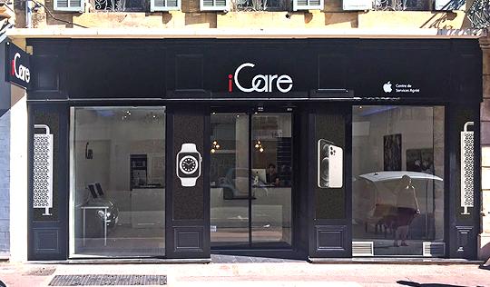 Centre de Services Agrée Apple © - Centre iCare Nice