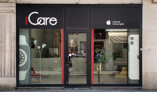 Centre de Services Agrée Apple © - Centre iCare Saint Germain des prés